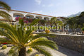 Hotel Terme Royal Palm - Il giardino attrezzato