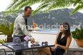 Hotel Terme Royal Palm - Gli aperitivi sulla terrazza panoramica