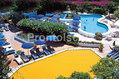 Hotel Royal Terme - Le due piscine termali esterne ed il percorso kneipp