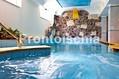 Hotel Terme Alexander - La piscina termale interna con la cascata cervicale e gli idromassaggi
