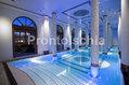 Hotel Terme Manzi - La piscina termale coperta