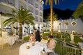 Hotel Terme Manzi - Il ristorante Bouganville