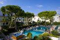Hotel Terme Punta del Sole - La piscina esterna di acqua naturale