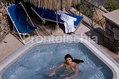 Hotel Terme San Lorenzo - La vasca idromassaggio