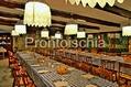 Hotel Terme San Valentino - La sala ristorante
