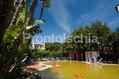 Hotel Terme San Valentino - La piscina termale ed il solarium