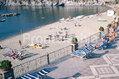 Hotel Terme Tritone - Il solarium e la spiaggia