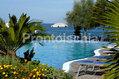 Hotel terme Tritone - La piscina panoramica