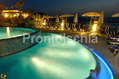 Hotel terme Tritone - La piscina termale