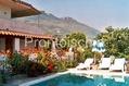 Hotel Villa Fiorenitna - La piscina ed il giardino