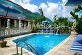 Hotel Villa Fiorentina  - La piscina ed il solarium
