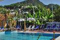 Hotel Villa Franca - La piscina esterna d'acqua calda