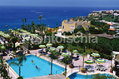 Hotel Sorriso Termae Resort - La piscina di mare