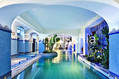 Hotel Sorriso Termae Resort - La piscina termale coperta