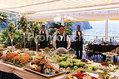 Hotel Sorriso Termae Resort - Il buffet sulla terrazza