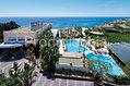Hotel Sorriso Termae Resort - L'hotel visto dall'alto