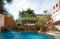 Hotel Zì Carmela -  La piscina termale esterna