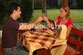 Residence Villa Tina - Il ristorante in giardino