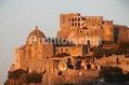 Hotel Aragonese - La vista al Castello Aragonese