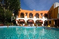 Hotel Aragonese - La piscina ed il solarium