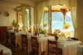Pensione Casa Eugenio - La sala ristorante panoramica