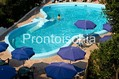 Hotel Terme Letizia - La piscina termale esterna