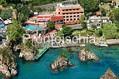 Hotel Delfini - L'Hotel visto dall'alto