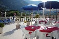 Hotel Villa Natalina - La terrazza attrezzata per la colazione