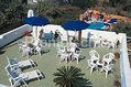 Hotel Punta Imperatore - La terrazza solarium