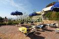 Hotel Punta Imperatore - I lettini del solarium