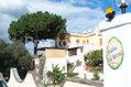 Hotel Residence Villa Marinu- L'ingresso