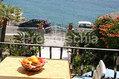 Hotel Villa Bina  -  Il balcone vista mare