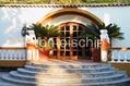 Hotel Terme Monte Tabor - L' ingresso