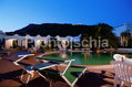 Hotel Lumihe - La piscina termale ed il solarium