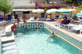 Hotel Regina del Mare -  La piscina termale esterna