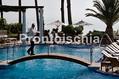 Albergo San Montano - Il solarium che circonda l'incantevole piscina