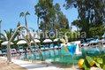 Hotel Central Park - La piscina termale in giardino