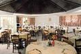 Hotel Castiglione Village - La sala ristorante