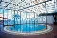 Hotel Castiglione Village - La piscina termale coperta