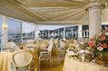Albergo della Regina Isabella - La sala ristorante