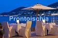 Albergo della Regina Isabella - Il ristorante in terrazza