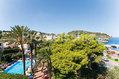 Hotel Terme Villa Svizzera - La piscina vista dall'alto