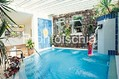 Hotel La Floridiana - La piscina termale coperta