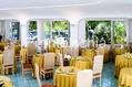 Hotel La Floridiana - La sala ristorante