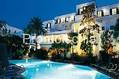 Hotel La Floridiana - L'esterno dell'hotel visto dalla piscina