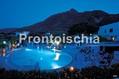 Hotel Grazia Terme - La piscina termale illuminata