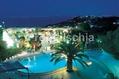 Hotel Grazia Terme - La piscina e il parco visti dall'alto