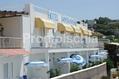 Hotel Imperamare - L'esterno delle camere balcone vista mare.