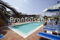 Hotel Imperamare - La piscina termale esterna con cascata cervicale