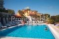 Hotel La Luna - La piscina esterna e il solarium